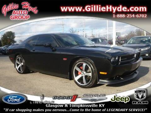 2014 Dodge Challenger for sale at Gillie Hyde Auto Group in Glasgow KY