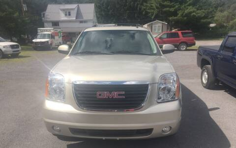 2013 GMC Yukon for sale at K B Motors in Clearfield PA