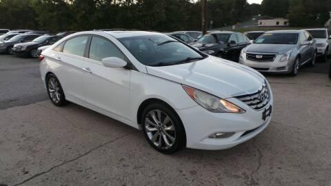 2011 Hyundai Sonata for sale at Unlimited Auto Sales in Upper Marlboro MD