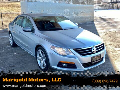 2012 Volkswagen CC for sale at Marigold Motors, LLC in Pekin IL