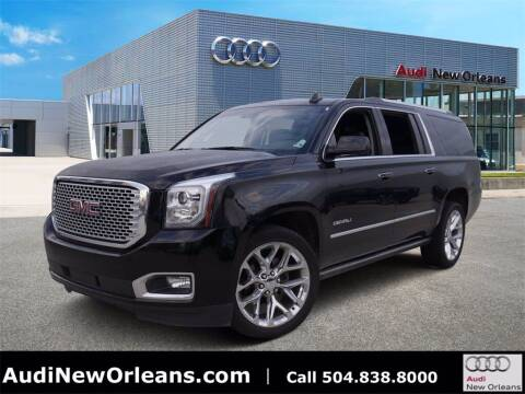 2016 GMC Yukon XL for sale at Metairie Preowned Superstore in Metairie LA