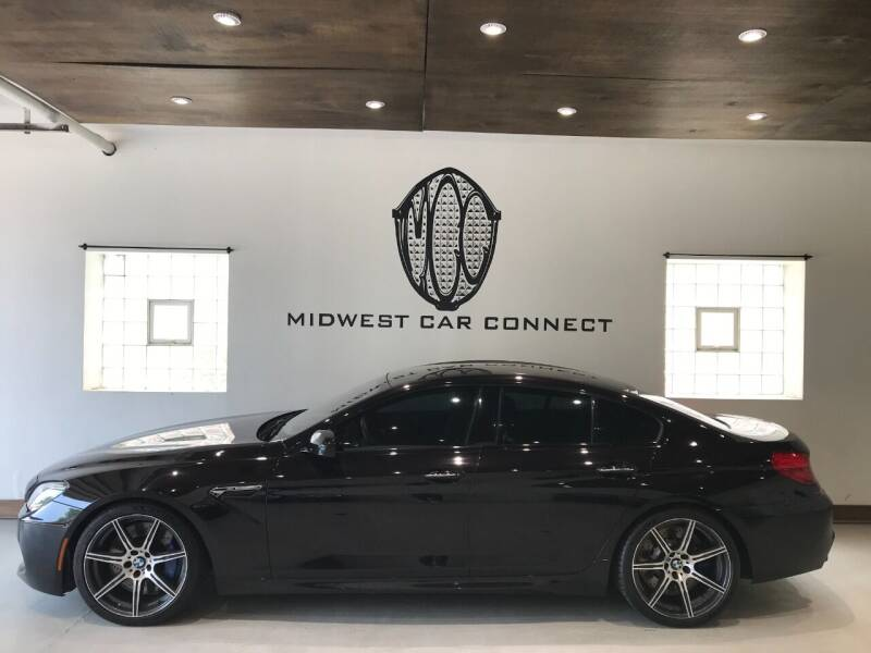 2014 BMW M6 for sale at Midwest Car Connect in Villa Park IL