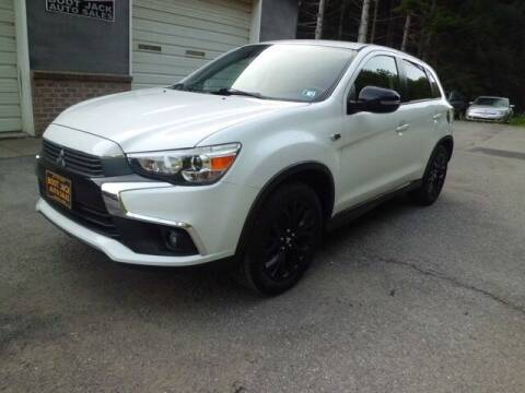 2017 Mitsubishi Outlander Sport for sale at Boot Jack Auto Sales in Ridgway PA