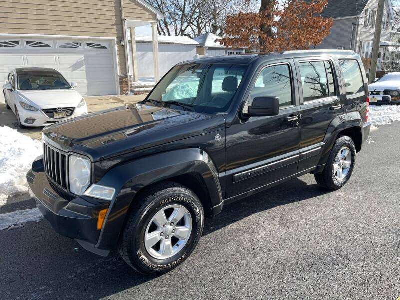 2012 Jeep Liberty for sale at Jordan Auto Group in Paterson NJ