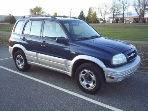 1999 Suzuki Grand Vitara for sale at Dales Auto Sales in Hutchinson MN