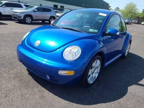 2003 Volkswagen New Beetle for sale at Penn American Motors LLC in Allentown PA
