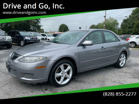 2006 Mazda MAZDA6 for sale at Drive and Go, Inc. in Hickory NC