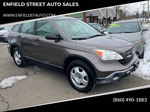 2009 Honda CR-V for sale at ENFIELD STREET AUTO SALES in Enfield CT