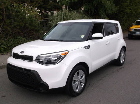 2016 Kia Soul for sale at Eastside Motor Company in Kirkland WA