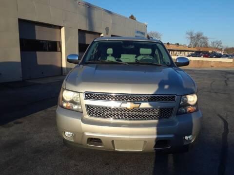 2007 Chevrolet Tahoe for sale at Dun Rite Car Sales in Downingtown PA