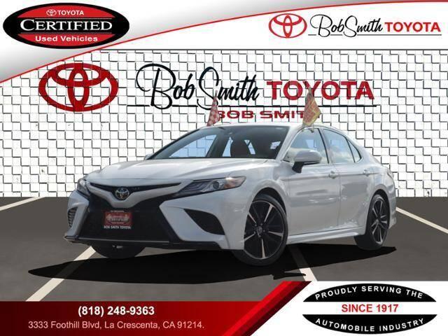 2019 Toyota Camry for sale in La Crescenta, CA