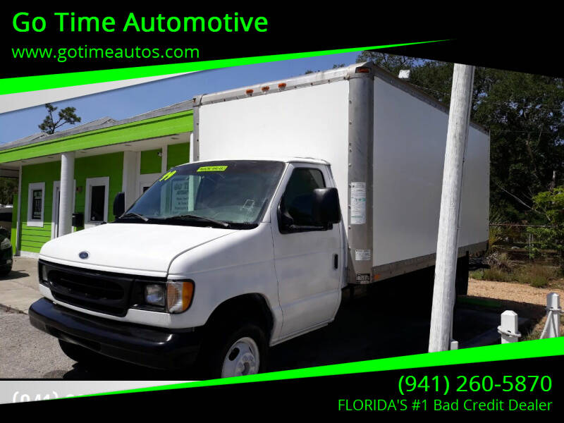 1999 Ford E-Series Chassis for sale at Go Time Automotive in Sarasota FL