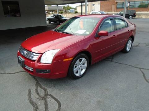 2007 Ford Fusion for sale at PIEDMONT CUSTOM CONVERSIONS USED CARS in Danville VA