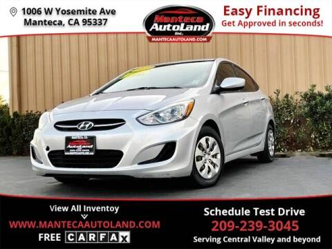 2015 Hyundai Accent for sale at Manteca Auto Land in Manteca CA
