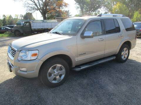 2006 Ford Explorer for sale at D & T AUTO INC in Columbus MN