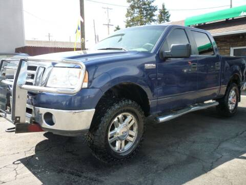 2008 Ford F-150 for sale at Sindibad Auto Sale, LLC in Englewood CO