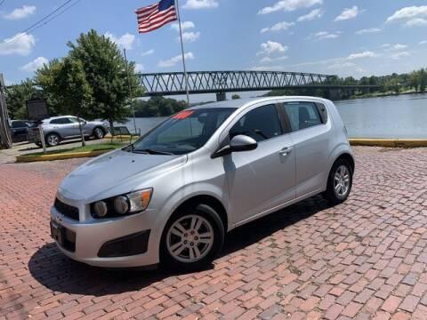 2013 Chevrolet Sonic for sale at PUTNAM AUTO SALES INC in Marietta OH