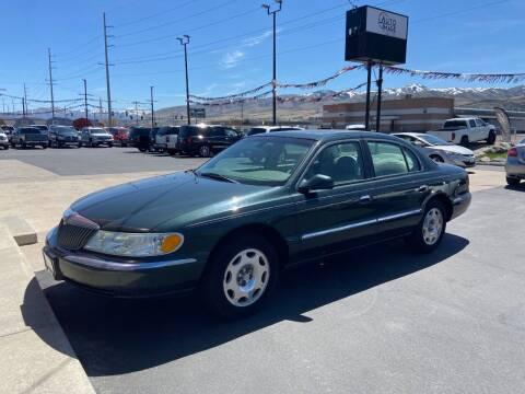 2002 Lincoln Continental for sale at Auto Image Auto Sales in Pocatello ID