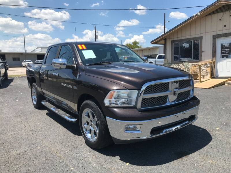 2011 RAM Ram Pickup 1500 for sale at The Trading Post in San Marcos TX