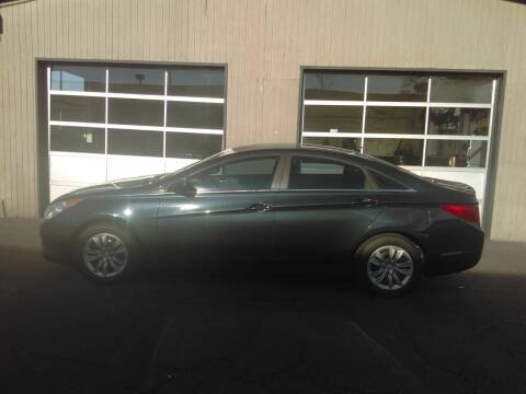 2011 Hyundai Sonata for sale at Westside Motors in Mount Vernon WA