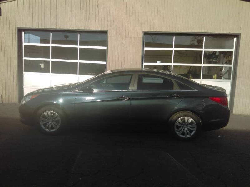 2011 Hyundai Sonata for sale at Westside Motors in Mount Vernon WA