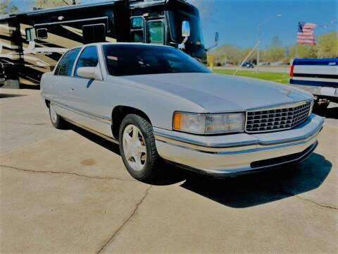 1994 Cadillac DeVille for sale at Testarossa Motors Inc. in League City TX