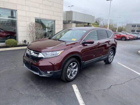2019 Honda CR-V for sale at Cappellino Cadillac in Williamsville NY