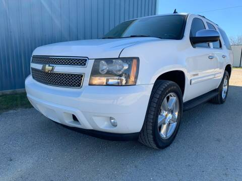 2007 Chevrolet Tahoe for sale at K & B Motors LLC in Mc Queeney TX