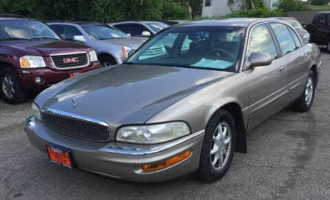 2000 Buick Park Avenue for sale at Knowlton Motors, Inc. in Freeport IL
