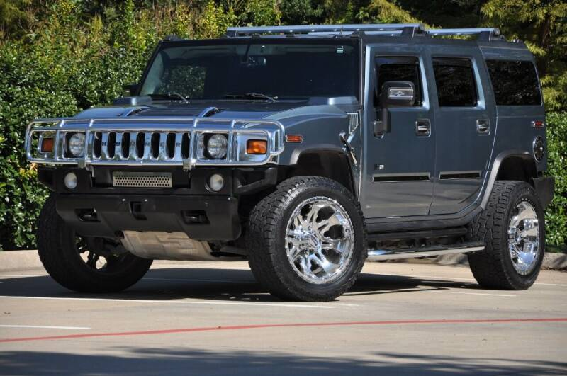2006 HUMMER H2 for sale at Texas Select Autos LLC in Mckinney TX