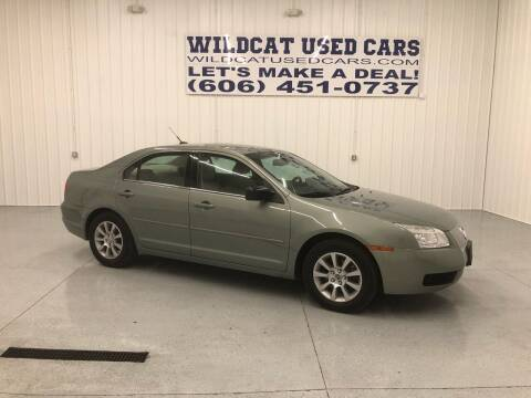 2009 Mercury Milan for sale at Wildcat Used Cars in Somerset KY