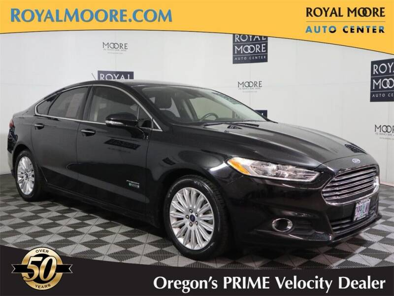 2016 Ford Fusion Energi for sale in Hillsboro, OR