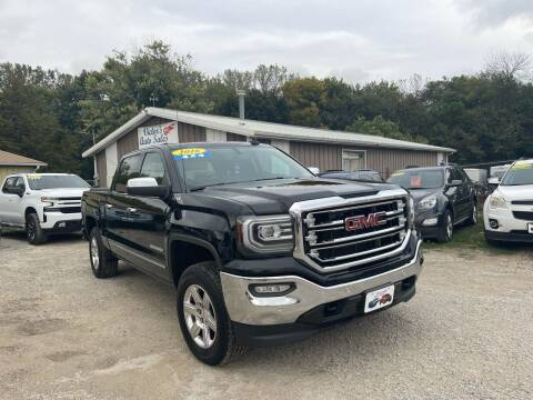 2016 GMC Sierra 1500 for sale at Victor's Auto Sales Inc. in Indianola IA