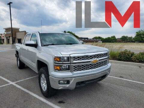 2015 Chevrolet Silverado 1500 for sale at INDY LUXURY MOTORSPORTS in Fishers IN