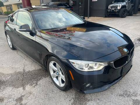 2014 BMW 4 Series for sale at Austin Direct Auto Sales in Austin TX