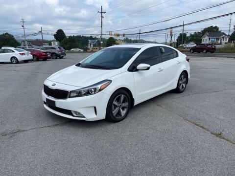 2018 Kia Forte for sale at Carl's Auto Incorporated in Blountville TN