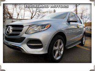 2016 Mercedes-Benz GLE for sale at Rockland Automall - Rockland Motors in West Nyack NY