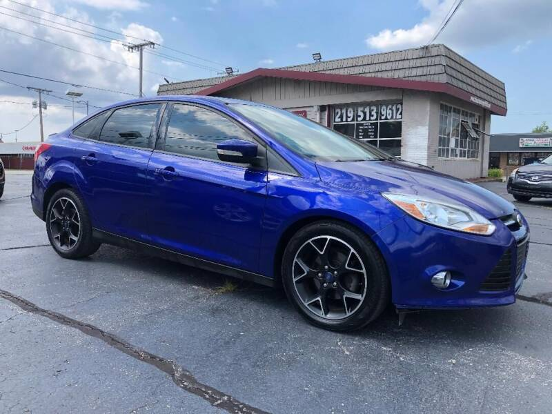 2013 Ford Focus for sale at The Auto Store in Griffith IN