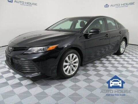 2018 Toyota Camry for sale at MyAutoJack.com @ Auto House in Tempe AZ