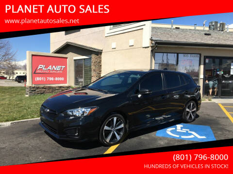 2017 Subaru Impreza for sale at PLANET AUTO SALES in Lindon UT