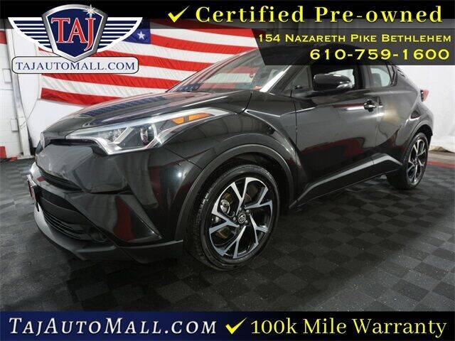 2019 Toyota C-HR for sale at Taj Auto Mall in Bethlehem PA
