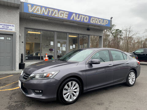 2014 Honda Accord for sale at Vantage Auto Group in Brick NJ