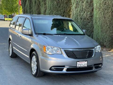 2016 Chrysler Town and Country for sale at River City Auto Sales Inc in West Sacramento CA