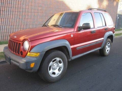 2007 Jeep Liberty for sale at G1 AUTO SALES II in Elizabeth NJ