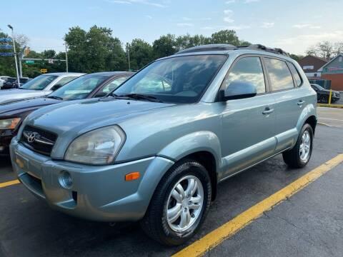 2006 Hyundai Tucson for sale at WOLF'S ELITE AUTOS in Wilmington DE