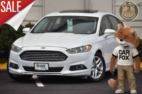 2014 Ford Fusion for sale at JDM Auto in Fredericksburg VA