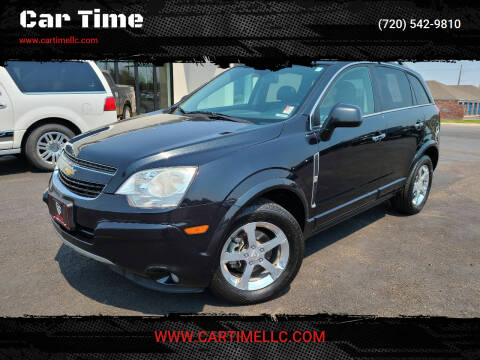 2012 Chevrolet Captiva Sport for sale at Car Time in Denver CO