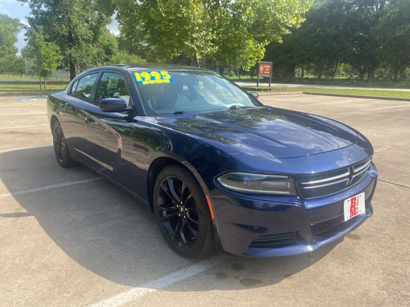 2016 Dodge Charger for sale at B & M Car Co in Conroe TX