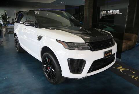 2019 Land Rover Range Rover Sport for sale at OC Autosource in Costa Mesa CA
