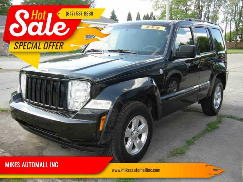 2010 Jeep Liberty for sale at MIKES AUTOMALL INC in Ingleside IL